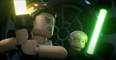 The Lego Star Wars Holiday Special review - a perfect holiday treat