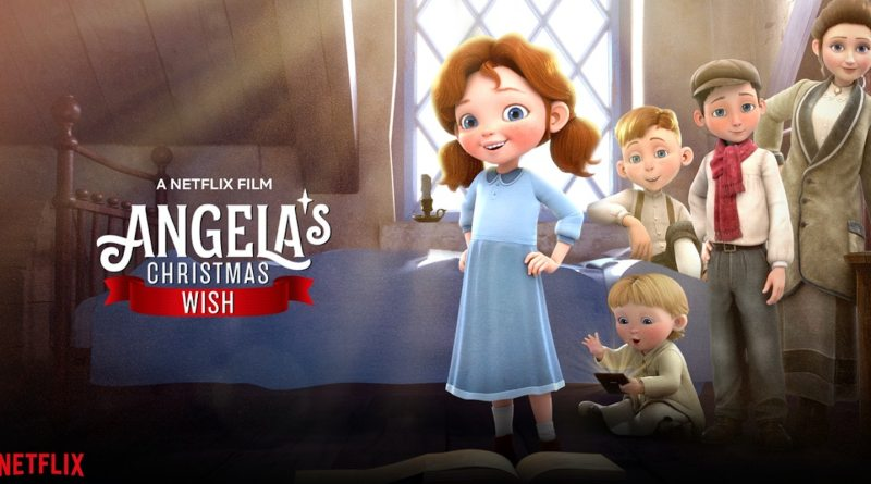Angela's Christmas Wish review - bringing the warmth back to the season
