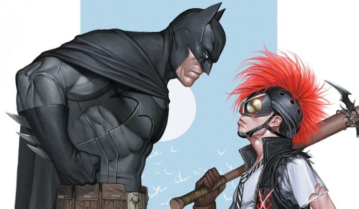 Batman Annual #5 review - there is hope in Crime Alley
