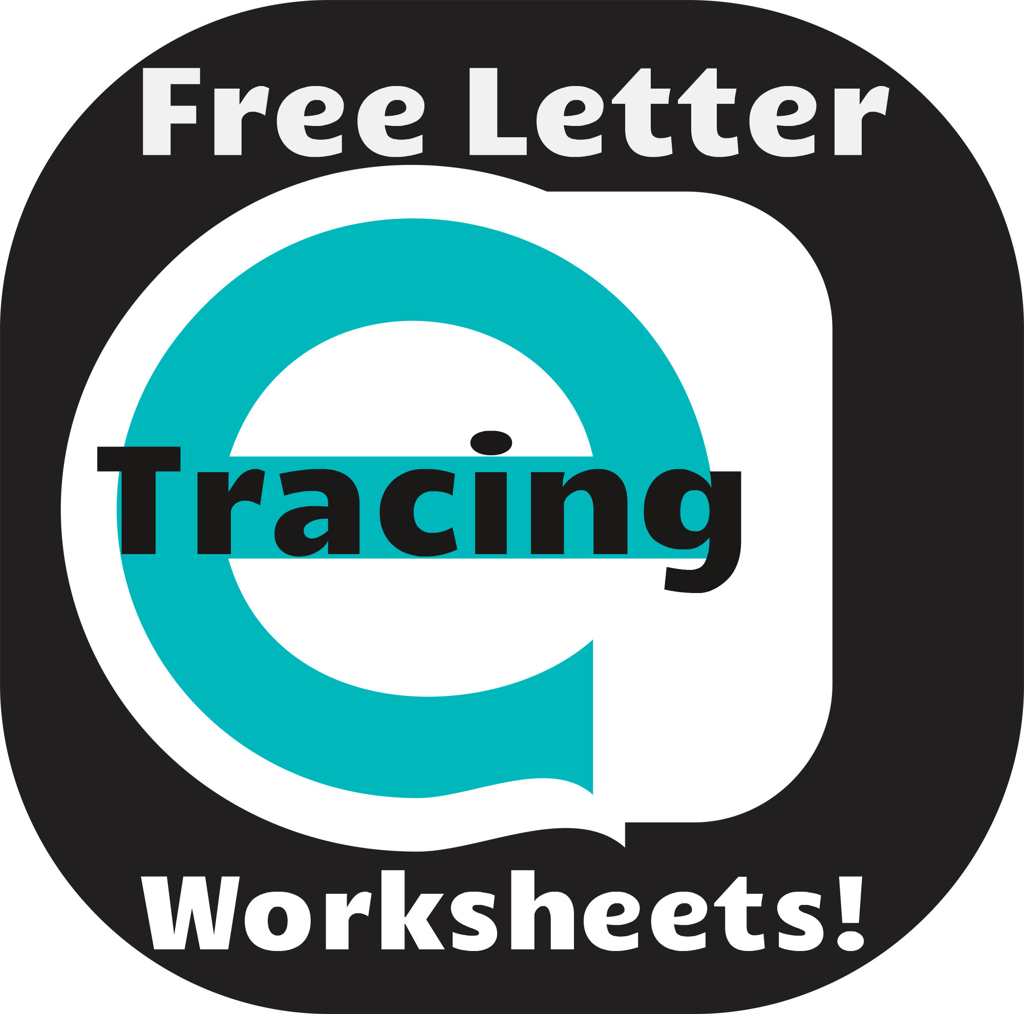 Free Letter Tracing Resource