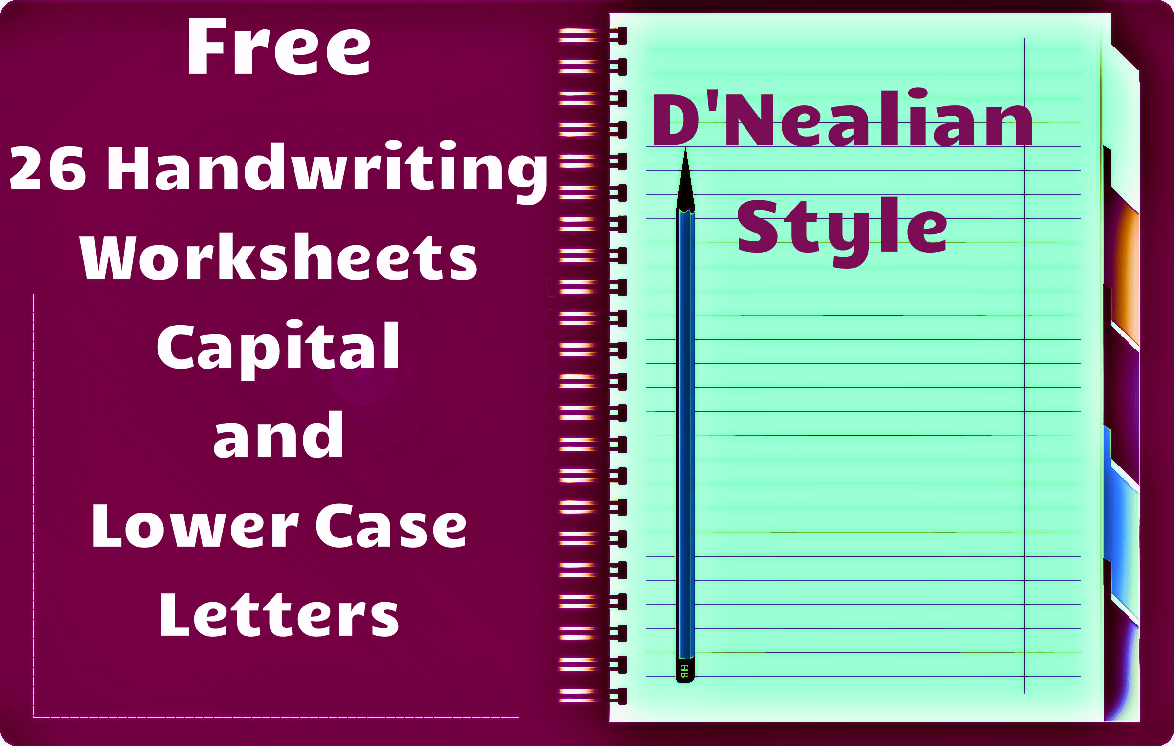 Free Handwriting Worksheets