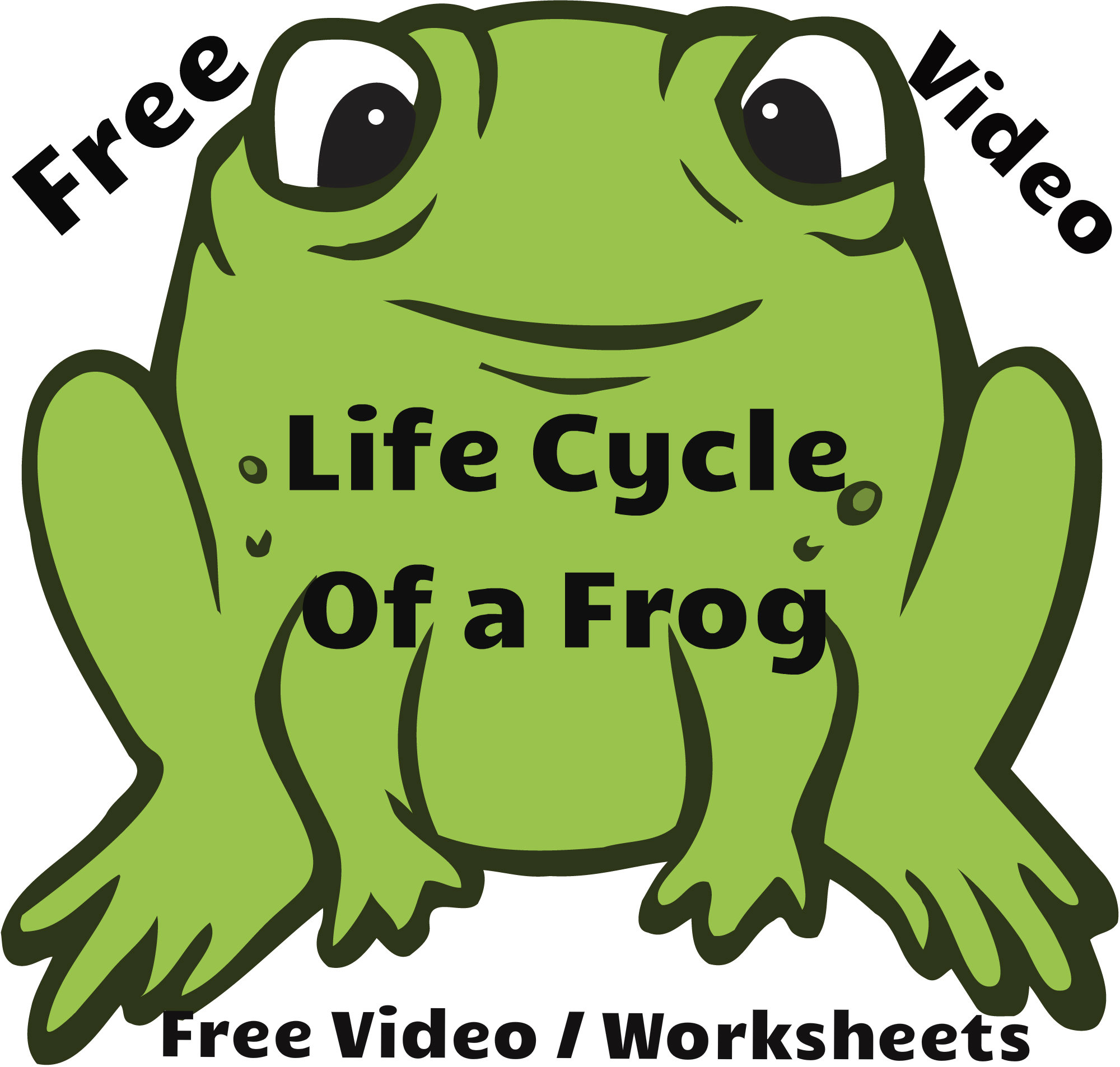 Life Cycle Of A Frog Free Educational Videos K 2