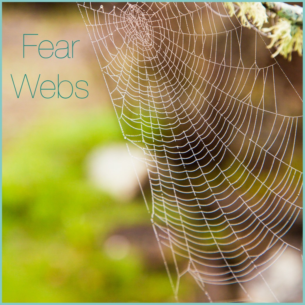 Write31Days Fear Web