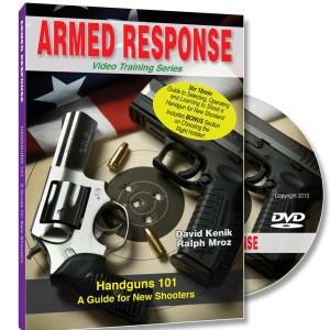 Armed Response Series - Handguns 101-0
