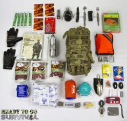 Get Home Bag for your Survival Vehicle
