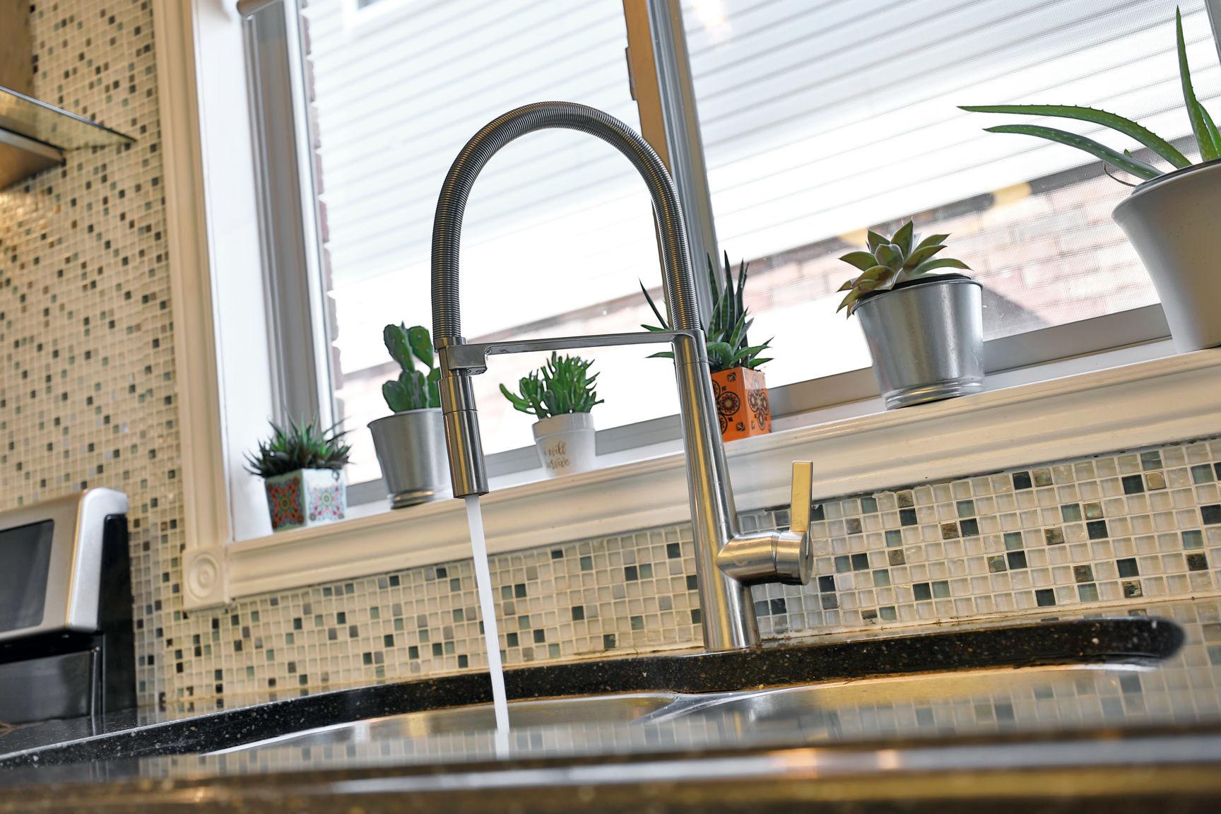 Glanbrook Binbrook 26 Switzer kitchen sink 2 - Recently SOLD in Binbrook