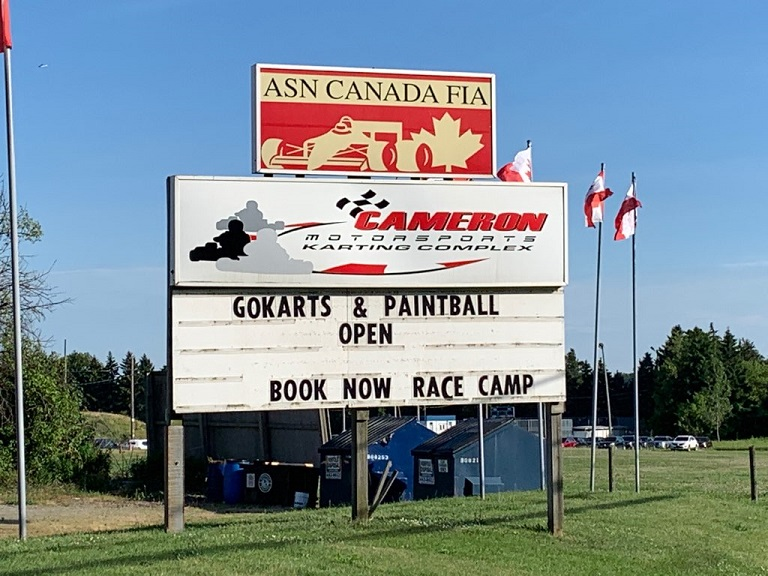 Mount Hope Hamilton Cameron Motorsports - Exploring Glanbrook ~ One Neighbourhood at a time ~ Mount Hope