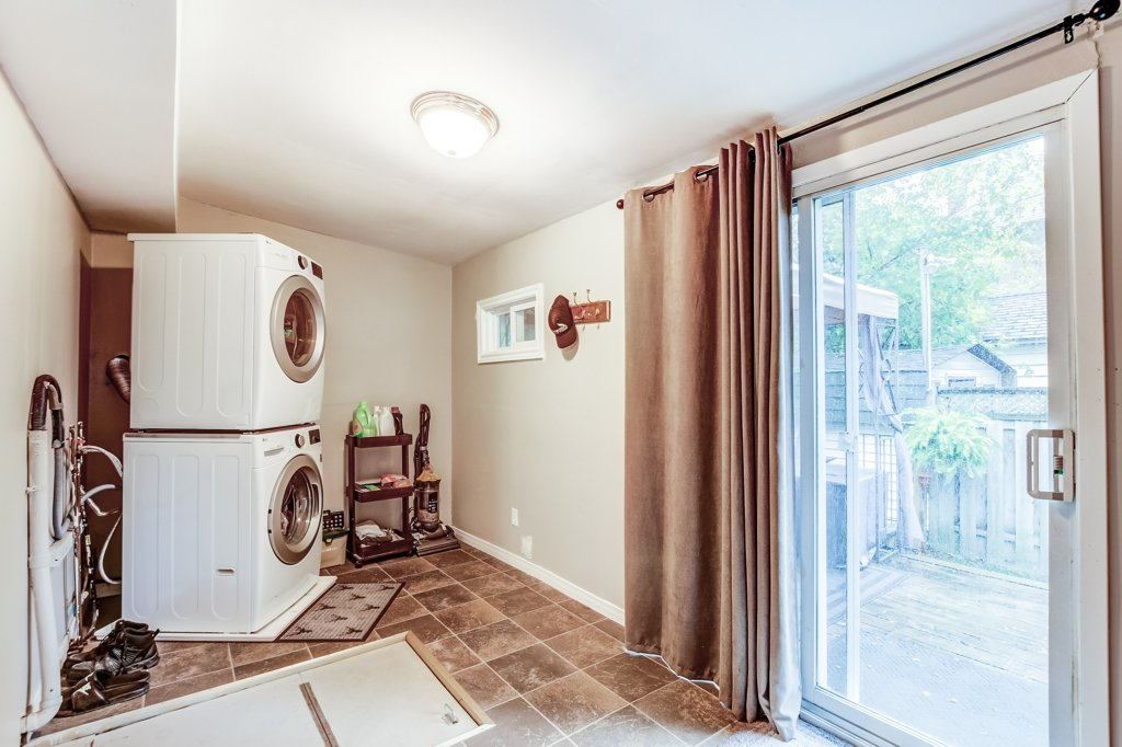 90 Maple St Catharines laundryroom - Recently SOLD in St. Catharines