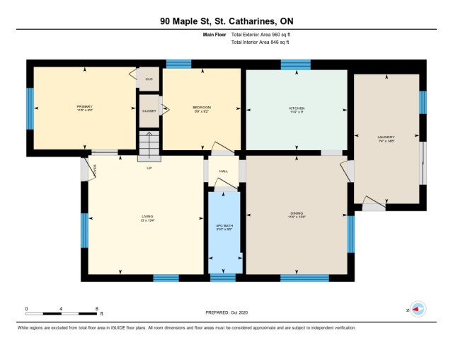 900 floor imperial 1 m - Recently SOLD in St. Catharines
