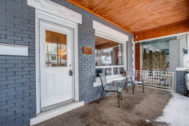 103 Beechwood Hamilton front porch - Recently SOLD in Central Hamilton