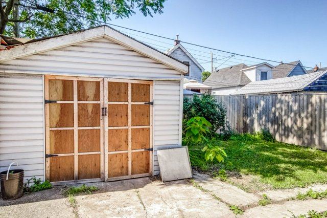 035 34 Dalhouse Hamilton shed 3 - Recently SOLD in Hamilton's Crown Point North Neighbourhood