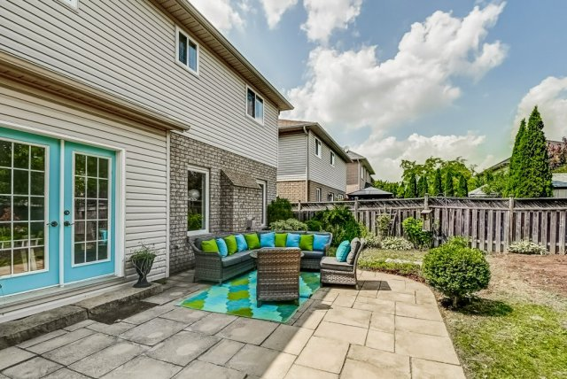 026 151 Joshua Ancaster patio - Recently SOLD in Ancaster