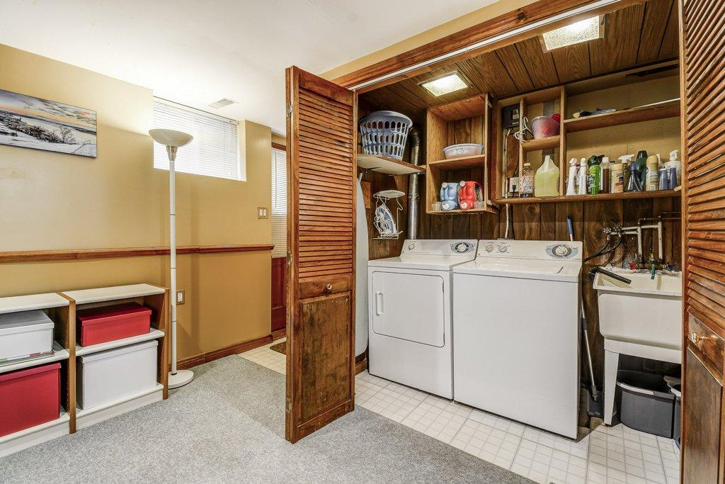 030 164 Bonaventure Hamilton laundry - Recently SOLD ~ West Hamilton Mountain