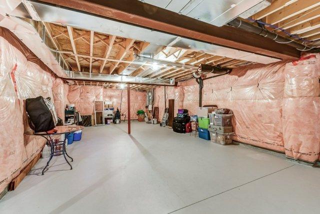023 144 Echovalley Stoney Creek basement - Recently SOLD - Stoney Creek Mountain