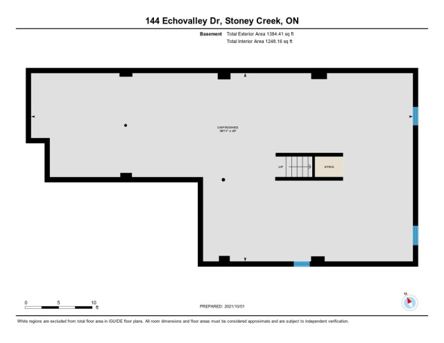 901 floor plan 144 Echovalley Stoney Creek lower - Recently SOLD - Stoney Creek Mountain