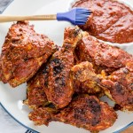 Brined BBQ Chicken