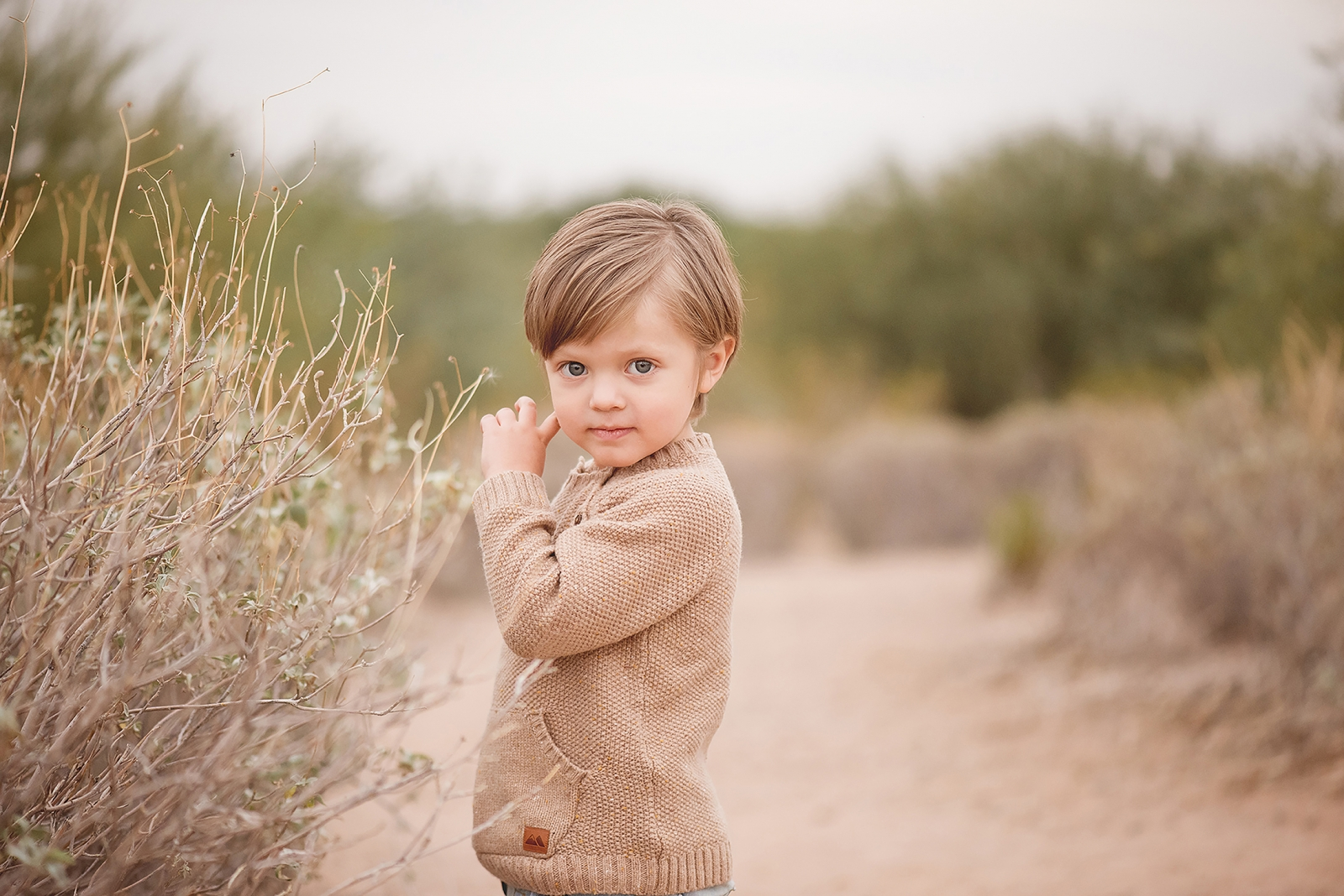 Outdoor child photography Chandler, AZ