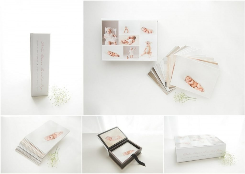 Keepsake Image Box Chandler Newborn Photographer