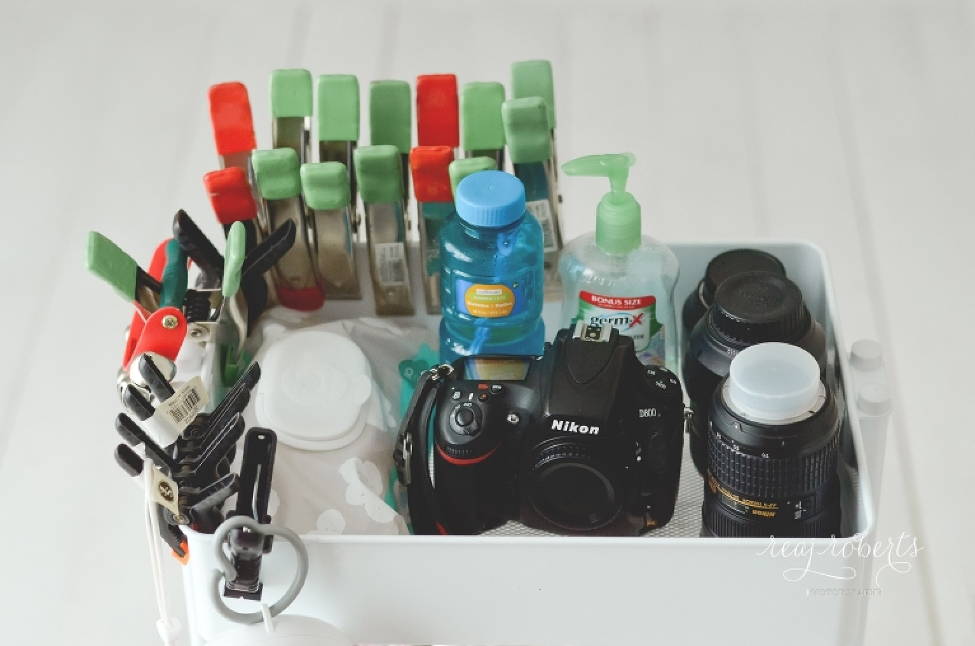 Perfect Ways to Use a Utility Cart | Reaj Roberts Photography