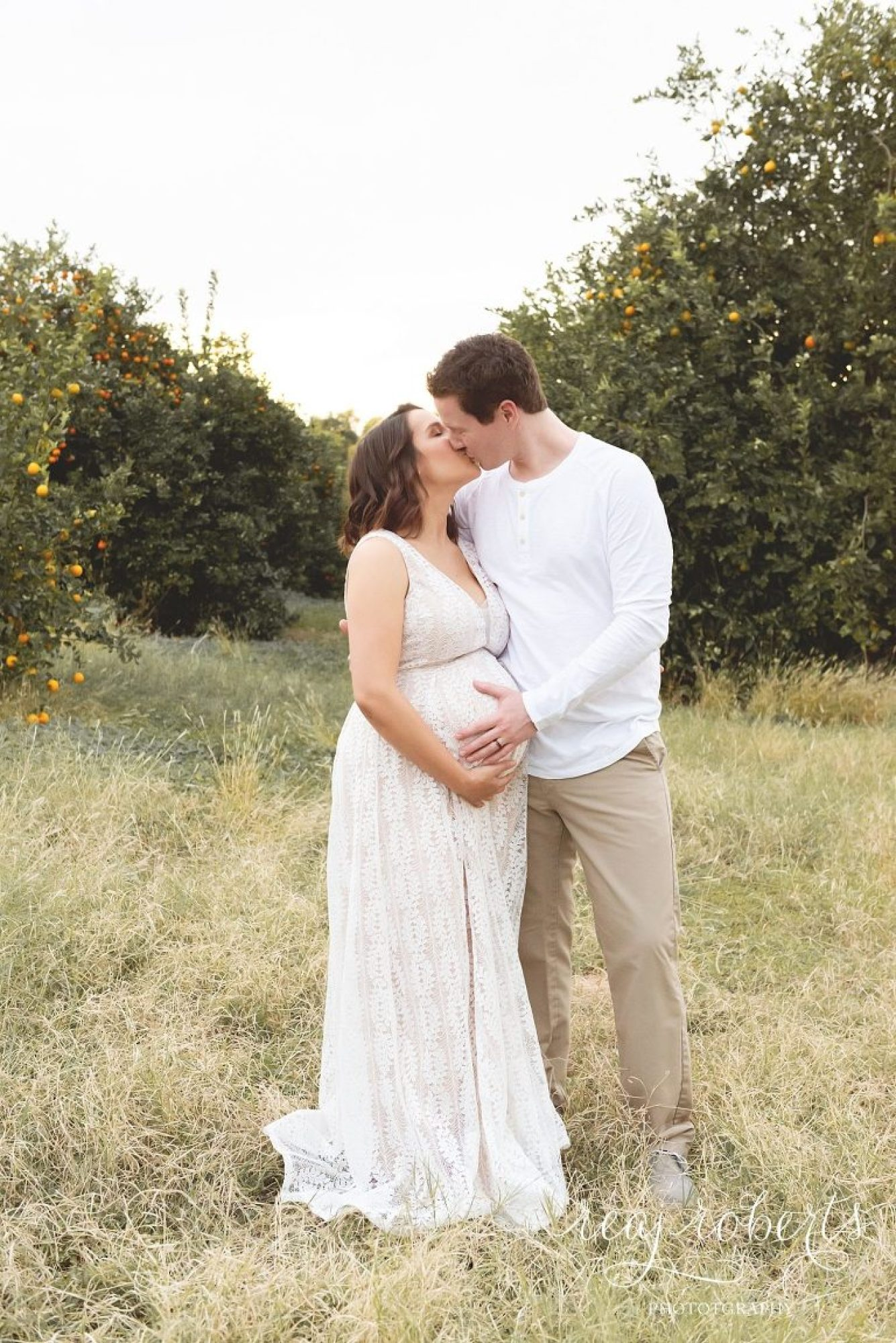 Chandler maternity photographer pregnancy photos in orange grove