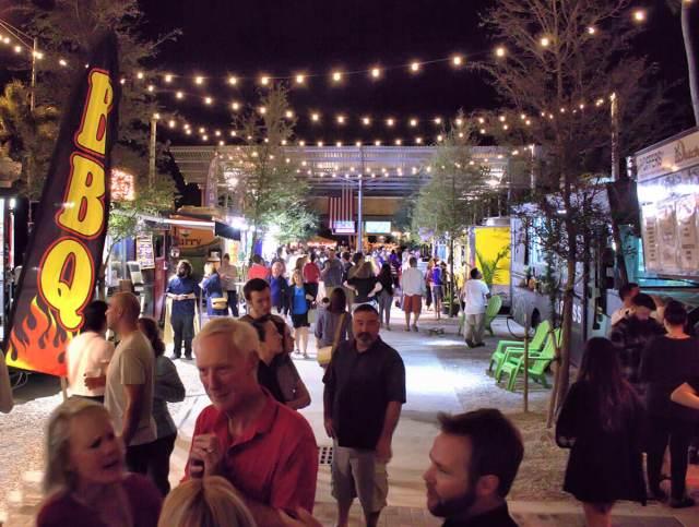 Celebration Park Food Trucks