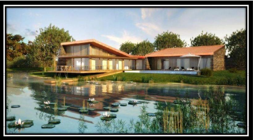 Lake Plot Troia Villas
