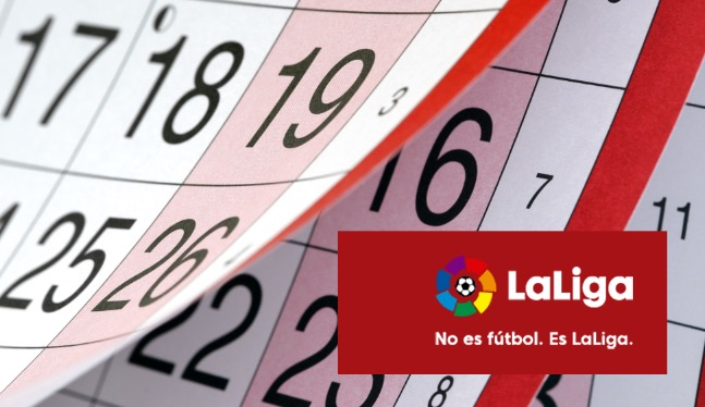 Liga Calendrier 2022 Calendrier Liga 2021 2022   Real Madrid