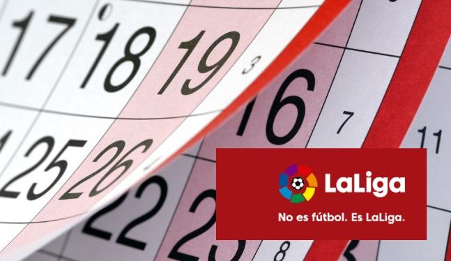 Calendrier Liga 2022 Officiel : le calendrier de la Liga 2021 22 dévoilé