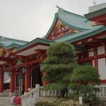 東京で初詣におすすめの縁結びの神社