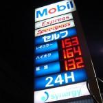 ガソリン価格の推移 今後はどうなる!?