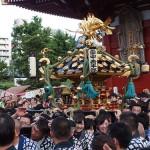 2015年 浅草神社 三社祭の日程と見どころ 穴場情報も!
