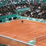 全仏オープンテニス 2015の賞金は? テニス選手は高給取り!
