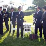 立場で異なる結婚式のネクタイの色 知っておくべきマナー