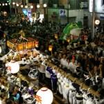 2015年 野田みこしパレード 駐車場とアクセス情報