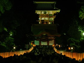 出典:●鎌倉『鶴岡八幡宮ぼんぼり祭』 | 鎌倉★ブログ  - 楽天ブログ