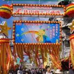 2015年 狭山の入間川七夕祭り 交通規制と駐車場情報