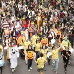 2015年 原宿表参道ハローハロウィーンパンプキンパレード 参加証の購入方法