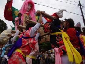 出典:アカバ衆(ほうらい祭) - 金沢おもしろ発掘