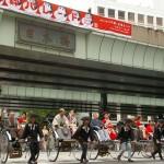 2015年 日本橋・京橋まつり 大江戸パレード情報