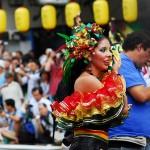 2015年 サンバパレードが魅力の市川まつり 交通規制情報