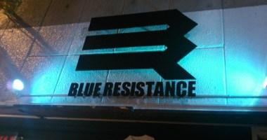 BLUE RESISTANCE 石巻 東北ライブハウス大作戦 THA BLUE HERB