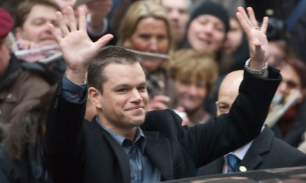 Matt Damon: Not Everything Can Be Measured