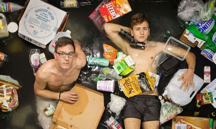Amazing Portraits: 7 Days of Garbage