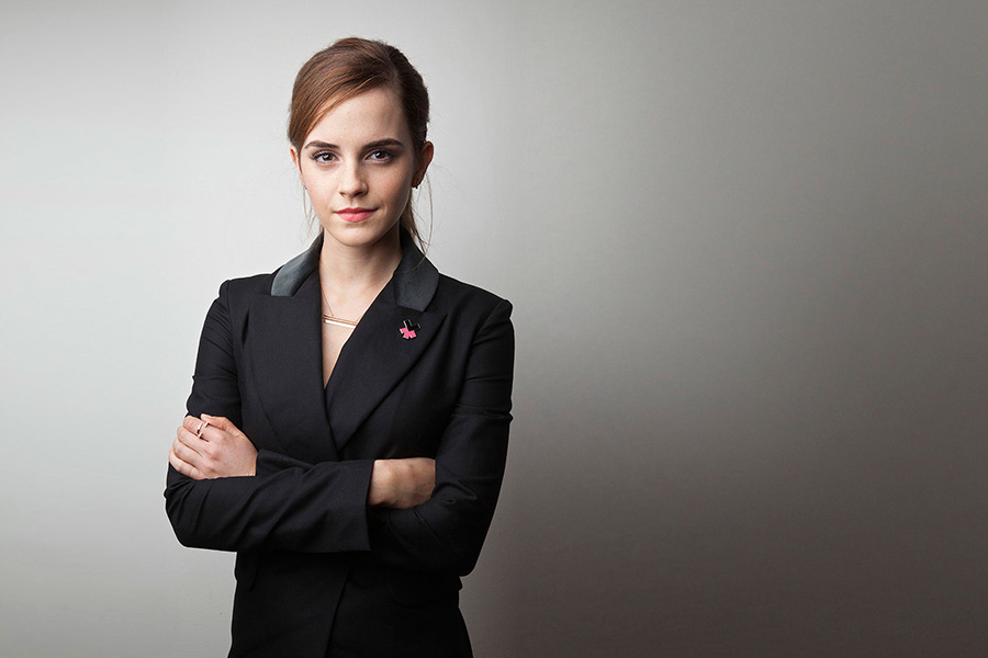 Emma Watson: Are You Man Enough For Equality?