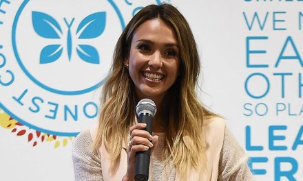 Jessica Alba Talks Business and the Future of The Honest Company
