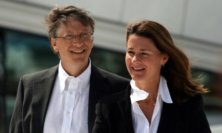 Bill and Melinda Gates, Founders, Gates Foundation