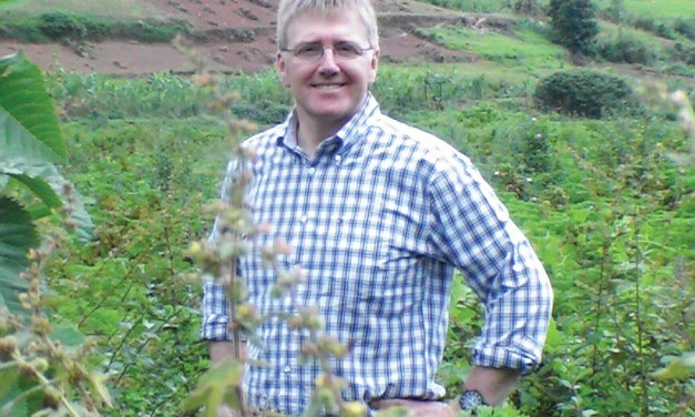 Dennis Overton, CEO, Aquascot
