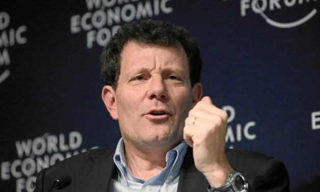 Nicholas Kristof, Human Rights Journalist, Author