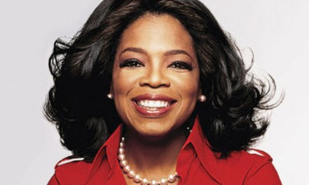 Oprah Winfrey, CEO, Harpo Productions