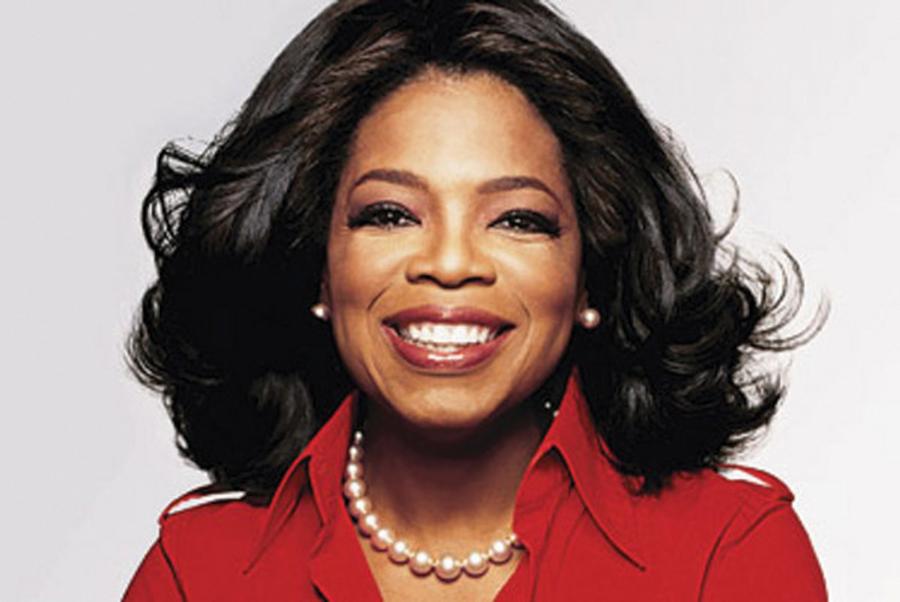 Oprah Winfrey, CEO, Harpo Productions